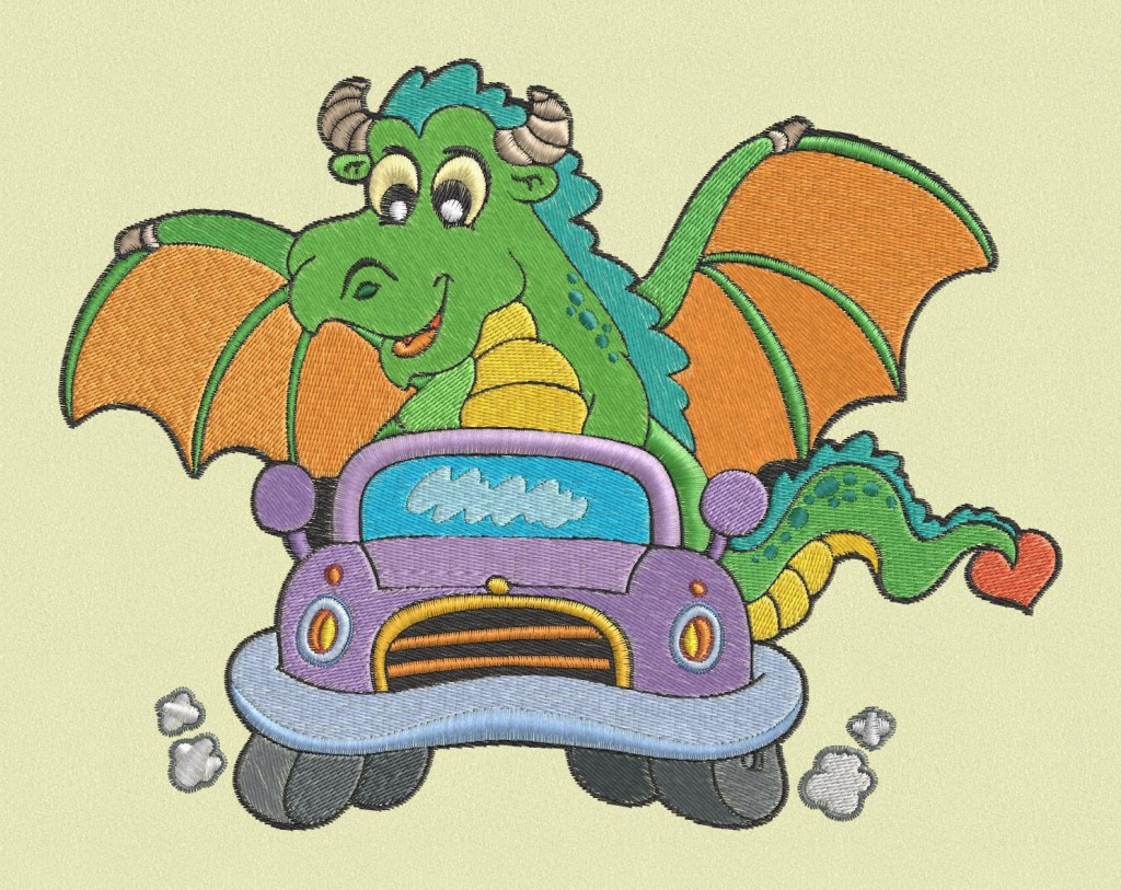 Dragon Driving